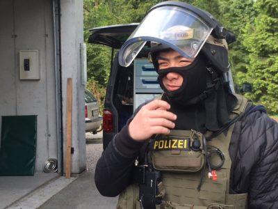 hubschrauberpilot ausbildung polizei