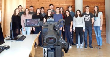 Videoprojekt zum Ende des Ersten Weltkriegs