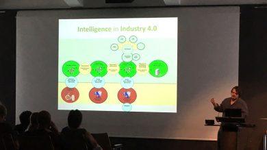Vortrag an der FHV von Manfred Dobler - Intelligence of Industry 4.0