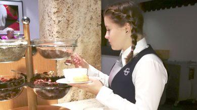 1. GASCHT-Klasse im Hotel Bad Reuthe