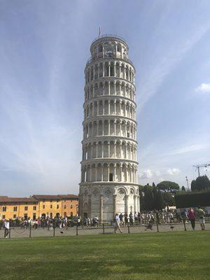 Besuch in Pisa