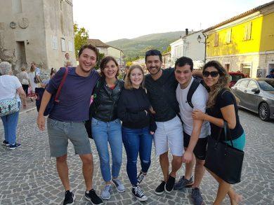 Praktikum in Italien - Tourismusschule HLT der Bezauer Wirtschaftsschulen