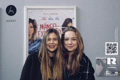 Anna-Lisa und Aileen