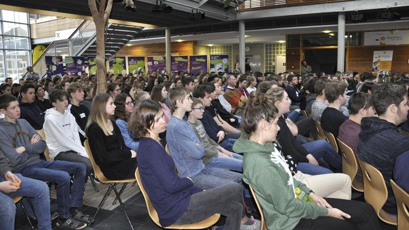 Entrepreneurshiptag-2019 an den Bezauer WirtschaftsSchulen