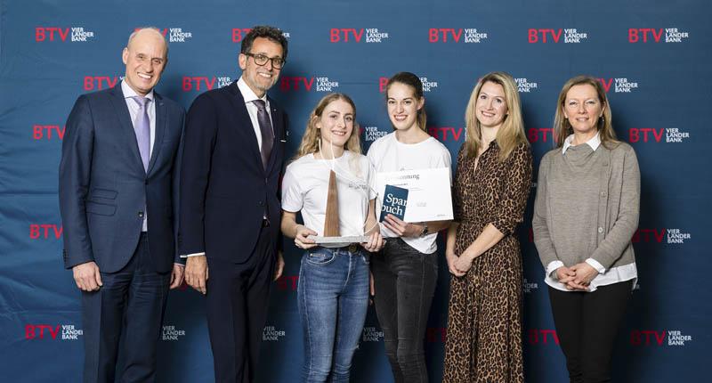 1- Platz bei der BTV Marketing Trophy in Innsbruck HAK Bezau