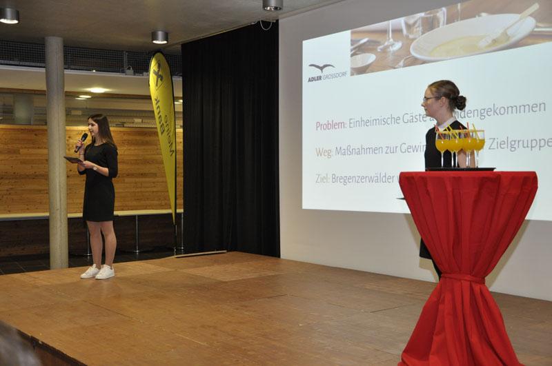 Rebecca Hämmerle & Karin Fetz