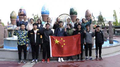 Austausch China mit HLT Bezau