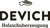 Devich Holzschuherzeugung Logo