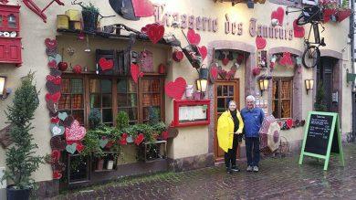 Patisserie in Strassburg