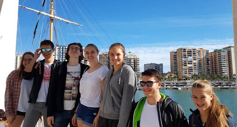 Spanienreise der 5. HLT Bezau