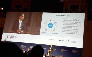 11th Global Drucker Forum in der Wiener Hofburg