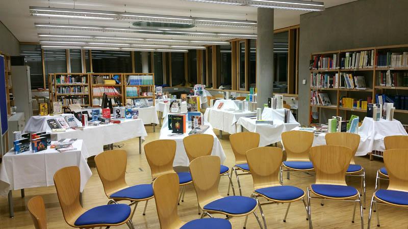 Literaturwoche in der Bibliothek der Bezauer Wirtschaftsschulen