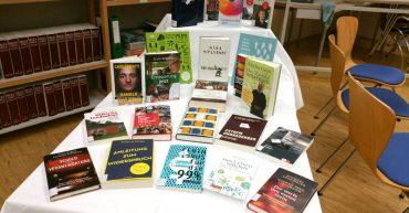 Literaturwoche an den Bezauer Wirtschaftsschulen