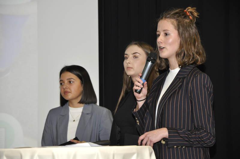 Präsentation Alumni BWS