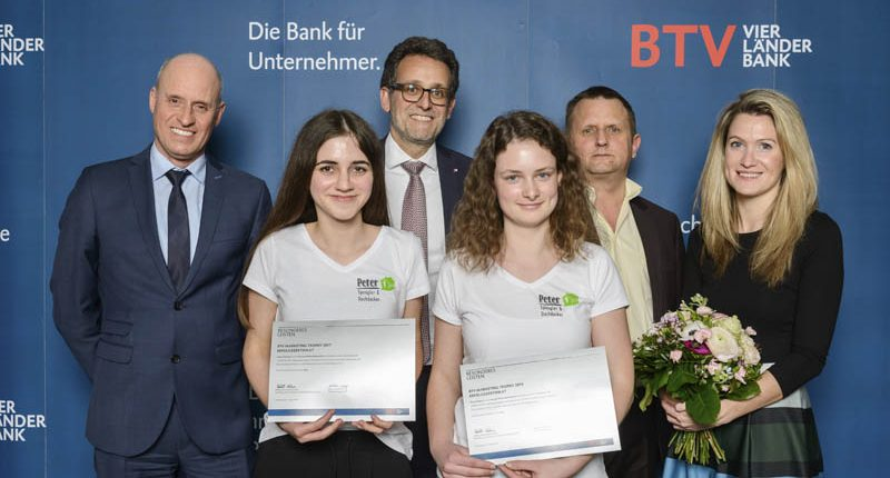 2. Platz bei der BTV Marketing Trophy 2018
