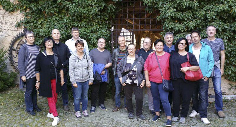 Lehrerausflug der Bezauer Wirtschaftsschulen 2018