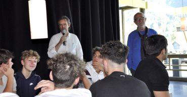 Vortrag Peter Zumthor im Werkraum Bregenzerwald