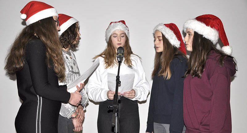 Weihnachtsfeier in den BWS 2018