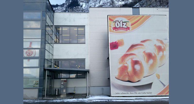 Firma ÖLZ Partnerunternehmen der HAK Bezau