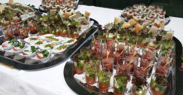 Catering der 1. GASCHT Bezau