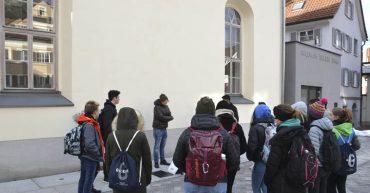 GASCHT Bezau Exkursion ins Jüdische Museum Hohenems
