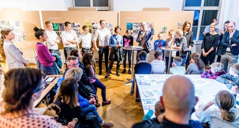 Projekt Stad-Land-Kind mit der Werkraumschule Bezau