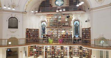 HLT Bezau an der Landesbibliothek Bregenz