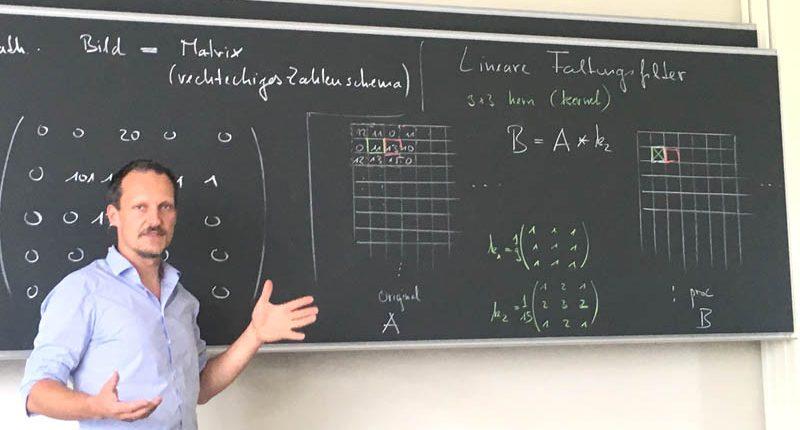 Dr. Klaus Frick Dr. Klaus Frick vom NTB - Interstaatliche Hochschule für Technik in Buchs
