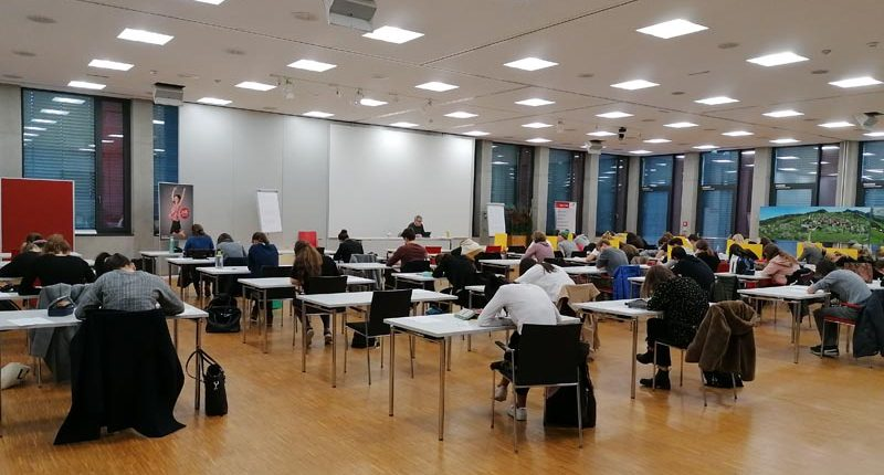 CILS Zertifizierung der HAK und HLT Bezau