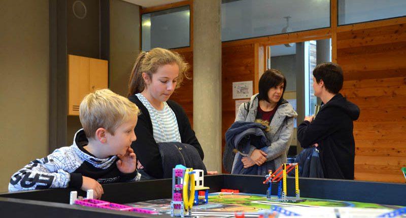 Tag der offenen Tür 2019 ab den Bezauer Wirtschaftsschulen