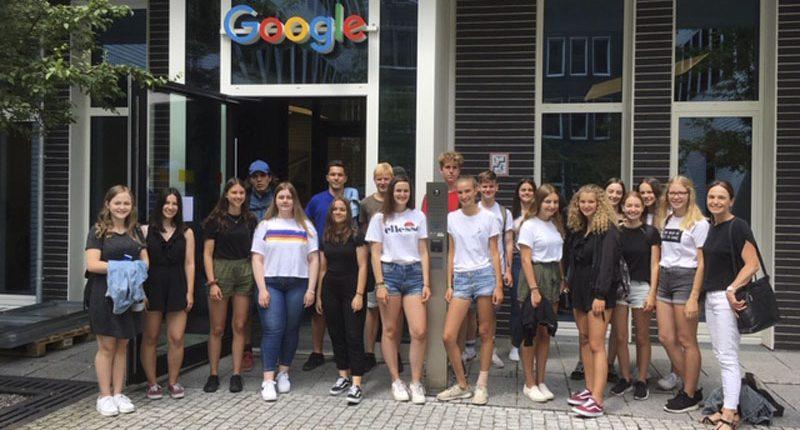HAK Bezau bei Google in München