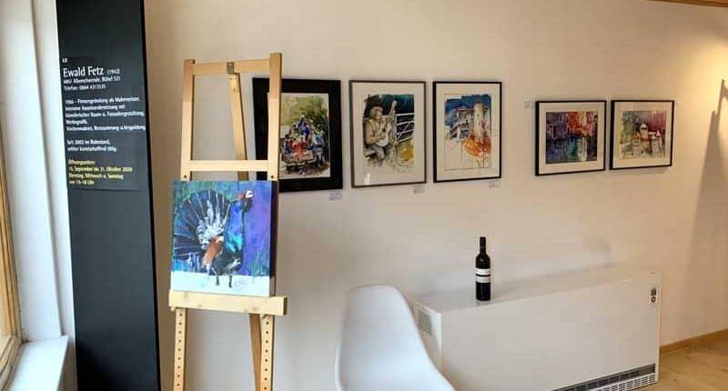 Galerie von Ulrike Maria Kleber