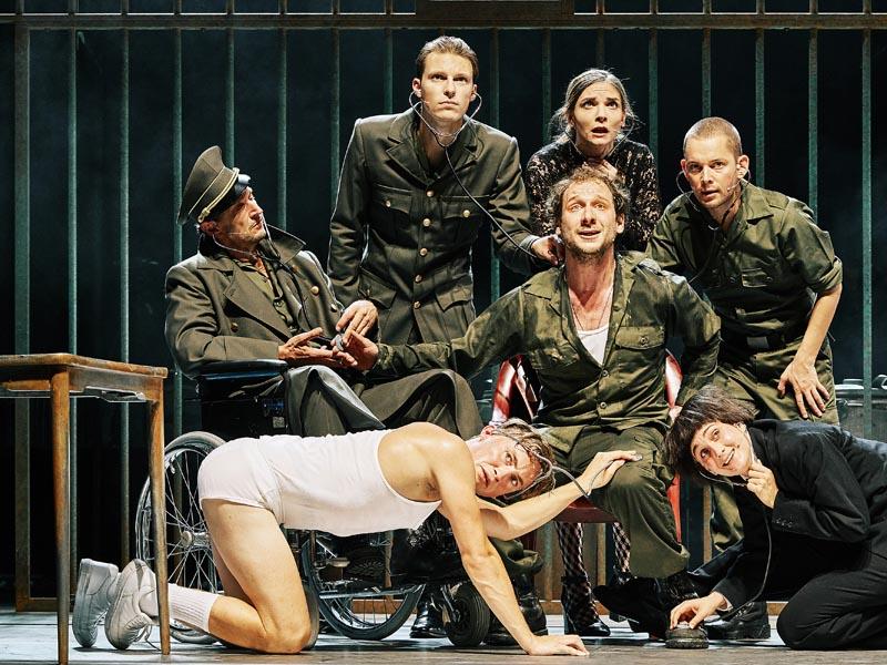 Woyzeck im Landestheater