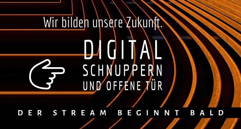 BWS Schnuppern digital