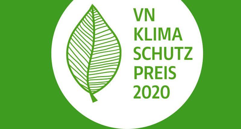 Klimaschutzpreis VN 2020 Auszeichnung für die BWS