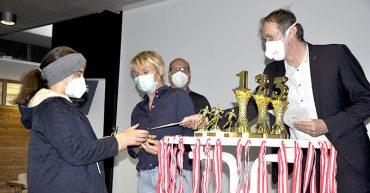 Marene Mohr gewinnt die BWS Sport Challenge 2020
