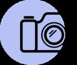 Icon für Fotografie