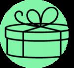 Icon für Geschenk