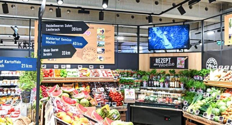 Sutterlüty Handels GmbH Markt