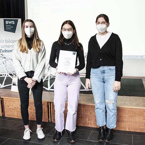 Kunstpreis für Ida Hagen