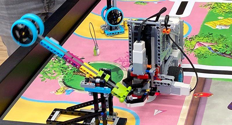 Robot-Game FLL 2021