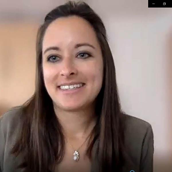 Veronika Mennel ist von Beruf Texterin