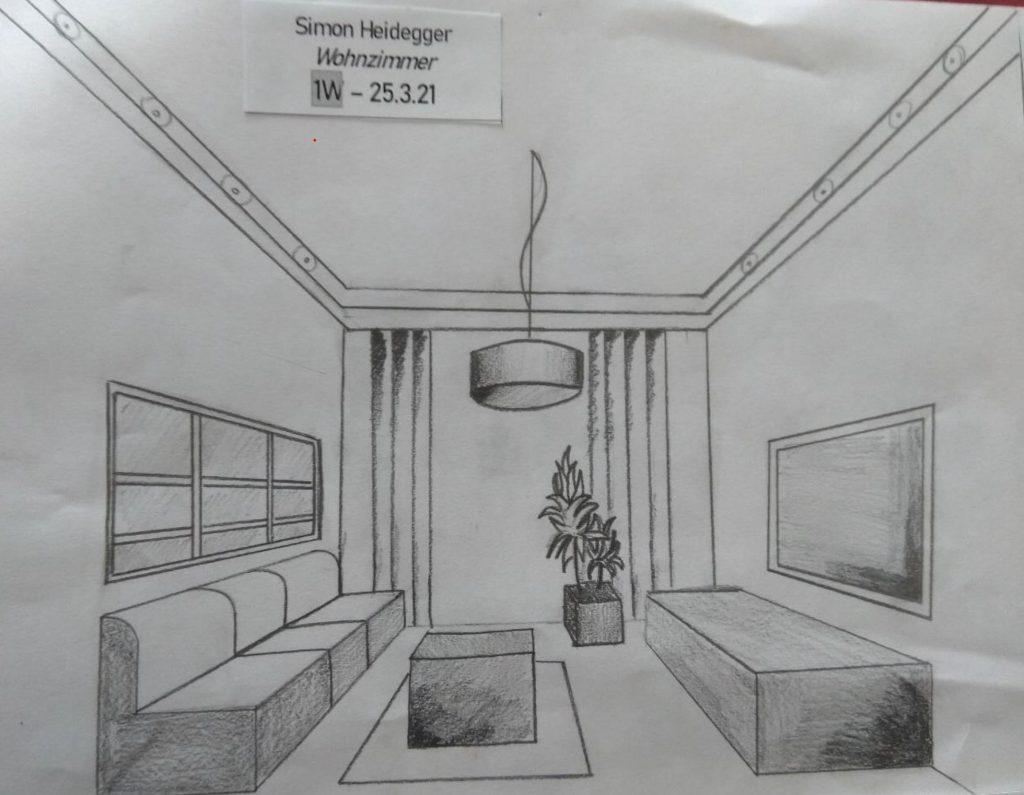 Reinzeichnenprojekt Simon Heidegger 1. Werkraumklasse Bezau